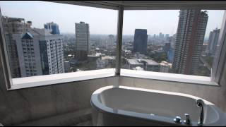Bangkok Marriott Sukhumvit Soi 57 - Thonglor - Hotel Video Guide