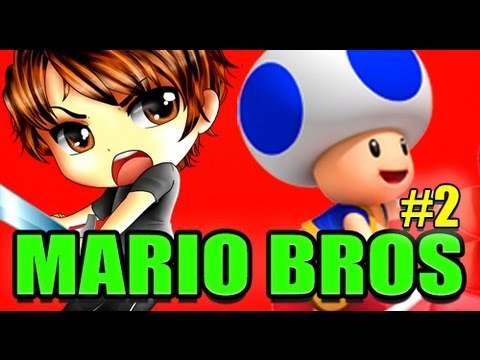 NEW SUPER MARIO BROS. Wii! Ep. 2 - STAR POWAH!