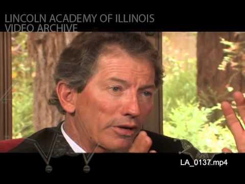 Lincoln Academy 2008 Interview Tom Siebel