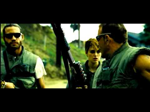 Domino (2005) A Caçadora de Recompensas - Trailer 1