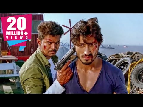 Indian Soldier Never On Holiday Best Action Scene   South Indian Hindi Dubbed Best Action Scene