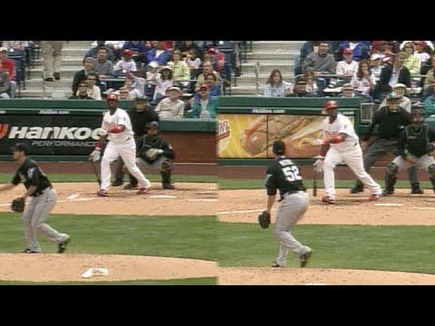 Video: FLA@PHI: Ryan Howard blasts two home runs