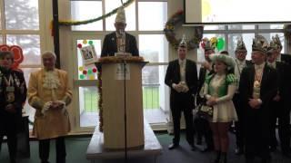 Op zondag 26 februari 2017 vond in het gemeentehuis van Valkenburg de traditionele sleuteloverdracht plaats. Hier volgt de speech van Prins Maurice I.