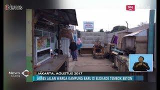 Video Toleransi Luntur, Inilah Kasus-kasus Rumah Diblokade Tembok oleh Tetangga - iNews Siang 12/09 MP3, 3GP, MP4, WEBM, AVI, FLV Oktober 2018