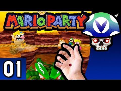 [Vinesauce] Joel - Mario Party ( Part 1 )