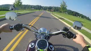 4. Harley Davidson Softail Deuce
