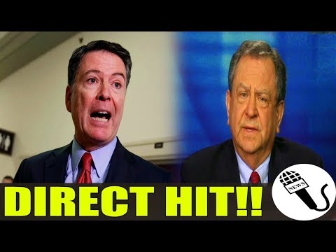 FINALLY HAPPENING!! Comey GOING TO Federal PRISON After Frm FBI Assistant Director EXPOSED THIS!!