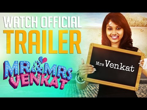 Mr and Mrs Venkat Trailer [ Select HD ] [ Eng Subs ] short film