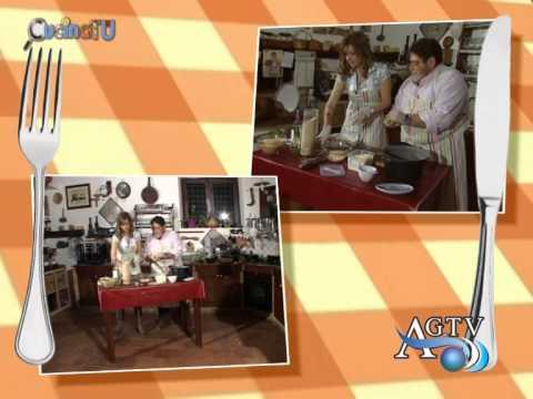 Cucina tu 38 puntata ospite Vincenzo Campo 22 03 2014
