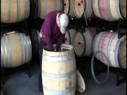 Barrel inserts installed