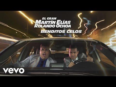 Benditos Celos (cover Audio) Martin Y R8