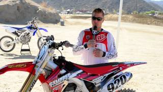 6. Racer X Tested: 2014 Honda CRF450R