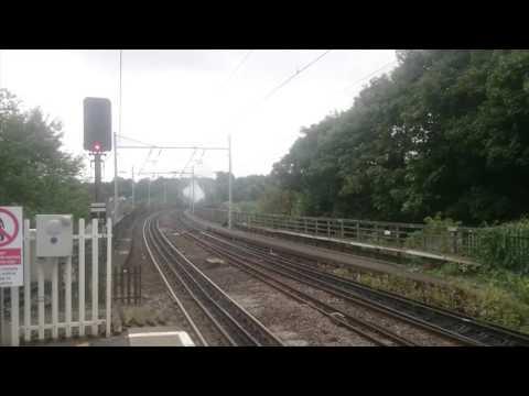 LNER A1 60163 'Tornado' passing Durham light engine 14th ...