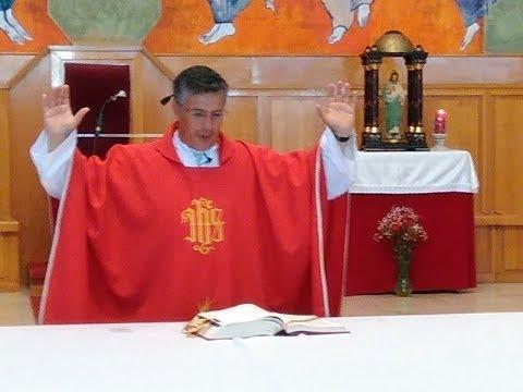 Misa de San Judas Tadeo en Punta del Caimán (Isla Cristina)