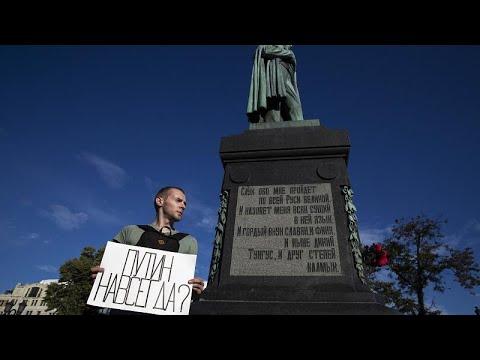 Ρωσία: Ο θρίαμβος Πούτιν και η «φαρσοκωμωδία» κατά την αντιπολίτευση…
