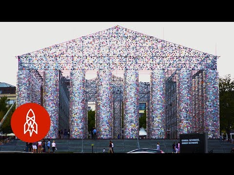 Building the Parthenon with Banned books