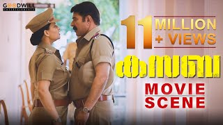 Video Kasaba Controversy Scene   Mammootty Police Station Scene   Neha Saxena MP3, 3GP, MP4, WEBM, AVI, FLV Juni 2018