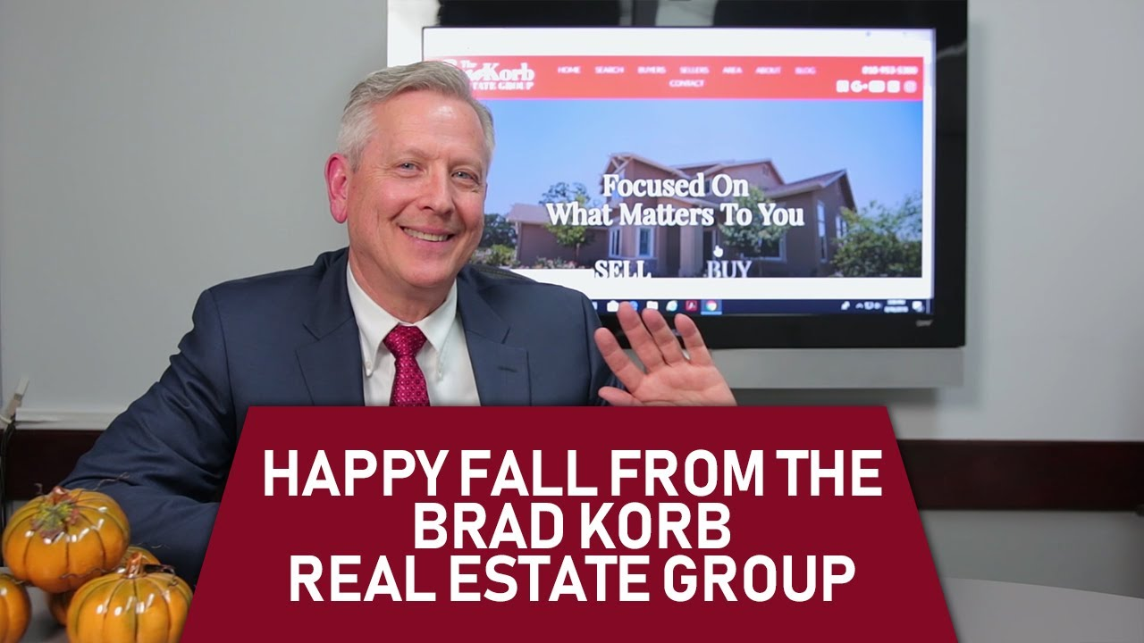 The Fall Market Is A Great One for Homebuyers and Sellers