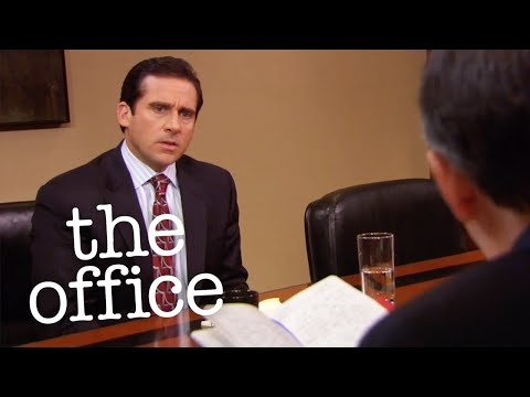 Jan's Deposition - The Office US