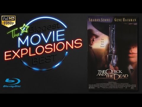 The Biggest And Best Movie Explosions: The Quick And The Dead (1995) Finale [HD Bluray Clip]