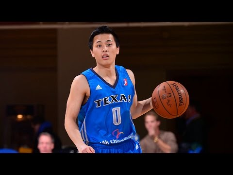 Yuki Togashi NBA D-League Season Highlights w/ Texas Legends
