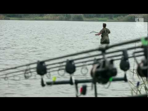 Donetsk, Marievka lake — carpfishing. Part-1
