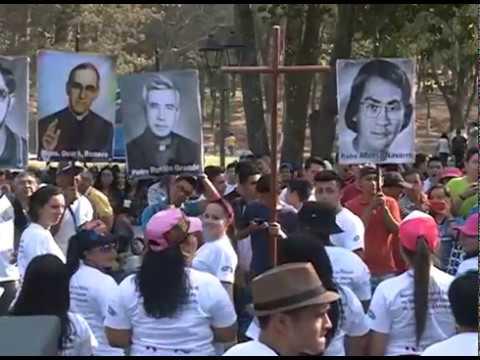 Feligresía católica conmemoró 37 aniversario de la muerte de Monseñor Romero