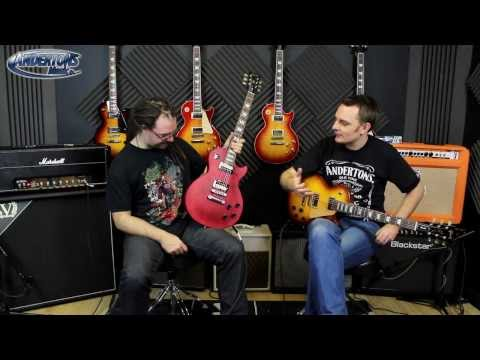 Gibson - Chappers & the Captain spent a day going through the new Gibson guitars released for 2014. The videos will be released every 3-4 days over the next 5-6 weeks...