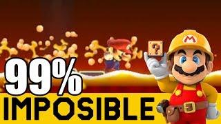 ¡ Likes Poderosos para más !SUSCRIBETE si te Gustó: https://goo.gl/FpteXI● REDES SOCIALES- Facebook : https://www.facebook.com/ZetaSSJ- Twitter: https://www.twitter.com/Zetassjhouse- Twitch: http://www.twitch.tv/zetassjhouse● MIS NIVELES 99% IMPOSIBLES► https://supermariomakerbookmark.nintendo.net/profile/zetassj● MÚSICA USADA- Shingeki-no-Kyojin---Attack-on-Titan-Fight-Theme- Just Do It Remix● PREGUNTAS FRECUENTES- ¿ De donde eres ?     De Chile . Vivo en Concepción .- ¿ Como te llamas ?     Francisco- ¿ Con que grabas en PC ?     Action- ¿ Con que grabas en Consola ?      Avermedia LGP Lite- ¿ Que camara ocupas ?      Sony HDR-PJ270- ¿ Con que editas ?      Sony Vegas Pro 11- ¿ Por que tu Mario Maker tiene la bandera de EEUU ?     Para poder hacer compras con Tarjetas de Credito y porque al principio no dejaba jugar Online usando la bandera Chilena.- ¿ Por que tu WiiU está en ingles ?     Porque me gusta escuchar el Smash en Ingles.- ¿ Te puedo agregar en alguna red social ?     Las personales las uso para personas que conozco y familia.● CARACTERISTICAS DE MI PCCPU: Intel i5-4430 3.0 GhzRAM: Corsair 8GB DDR3 1600 mhzVIDEO: NVIDIA GeForce GTX650 ti 2 GB ( Asus )MICROFONO: CO1U PRO - Samson● INTRO y ENDING Hechos por Mati :Tumblr: http://desayuno64.tumblr.comCanal : https://www.youtube.com/channel/UCim9...Si te gustó el video y te sirvió la información desplegada en la descripción recuerda dar un Poderoso Like! .Que ese Click en el Like rompa el Mouse ! xD. Gracias por ver : )