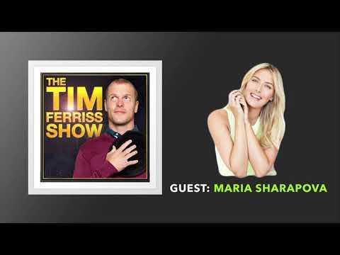 Maria Sharapova Interview   The Tim Ferriss Show (Podcast)
