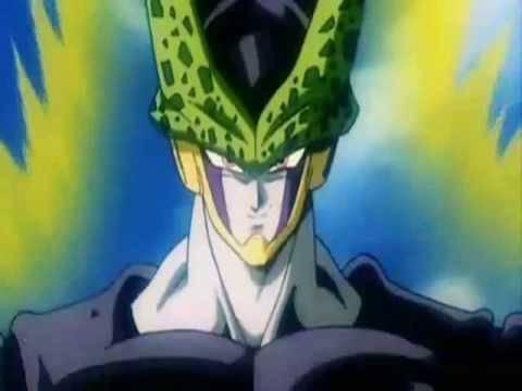 Good Buu vs Super Perfect Cell (видео)