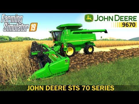 John Deere STS 70 Series American v2.0