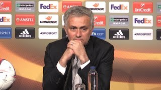 Video Jose Mourinho Full Press Conference After Manchester United Win The Europa League MP3, 3GP, MP4, WEBM, AVI, FLV Mei 2017