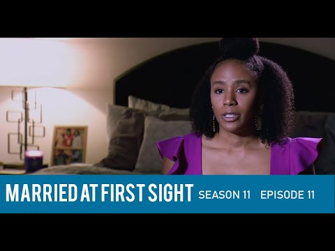 KAREN REJECTS MILES TAKING CONTROL | MARRIED AT FIRST SIGHT SEASON 11 EPISODE 9