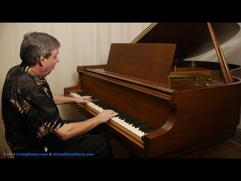 When to use the Soft Pedal on the Piano
