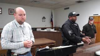 Marlin (TX) United States  city pictures gallery : Marlin, Tx - Town Hall Water Outage Meeting
