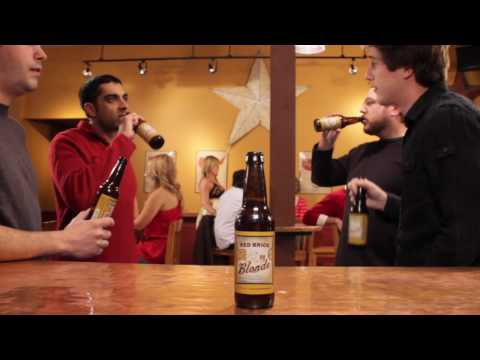 Red Brick - Blondes Go Down Easy - Beer Commercials