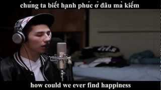 Chàng trai người Mỹ hát nhạc Ráp Việt cực chất (Khâm phục)
