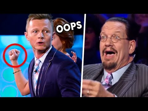 He Almost Fooled Penn & Teller But Made This Mistake...