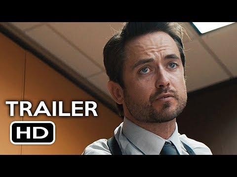 The Assassin's Code Official Trailer #1 (2018) Justin Chatwin, Peter Stormare Thriller Movie HD