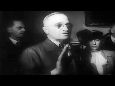 presidential debate truman vs fdr What franklin roosevelt & harry truman thought of each as president franklin d roosevelt headed into his presidential campaign for an unprecedented fourth.