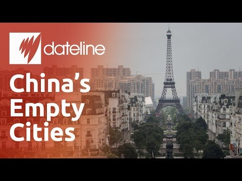 China - Why are so many uninhabited cities still being built in China? Dateline returns to update one of its most watched stories, China's Ghost Cities, to find out....