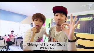City Harvest Church Highlights Of Chiangmai Emerge 2013