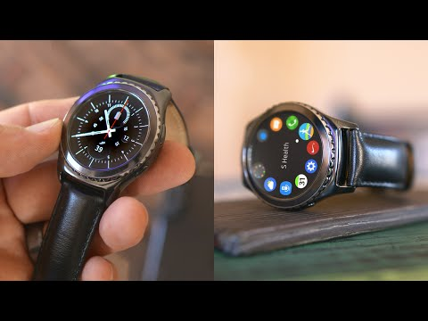 Samsung Gear S2 Classic Review!