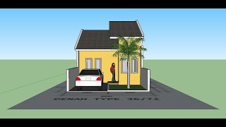 Video SKETCHUP TUTORIAL 1 --- HOW TO MAKE A HOUSE FROM REFERENCE OR PHOTO MP3, 3GP, MP4, WEBM, AVI, FLV Desember 2017