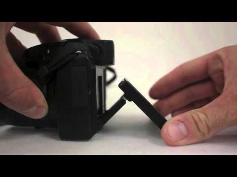 Nikon Coolpix P500 test - display