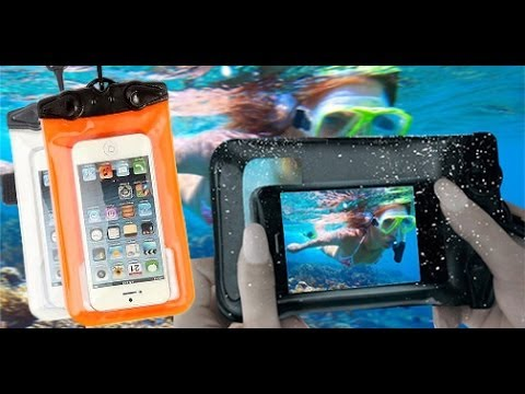 Waterproof Smartphone Cases review : IPX8
