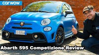 Abarth 595 Competitizone (2021) - die volle Dröhnung Italo-Power / Meinung / Review / Urteil
