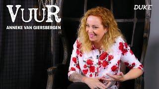 Vuur - Interview Anneke van Giersbergen - Paris 2017