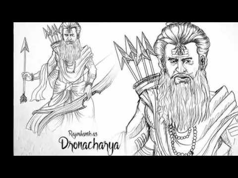 Video S S Rajamouli Mahabharata Characters Imaginery Sketches download in MP3, 3GP, MP4, WEBM, AVI, FLV January 2017